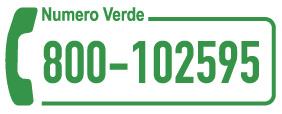 numero verde risarcimento incidente